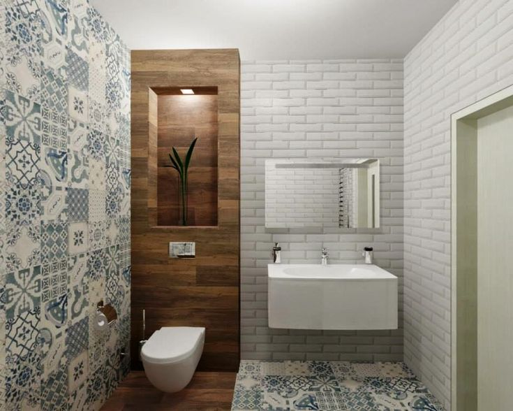 182 best decoracion ba os images on pinterest bathroom - Decoracion banos modernos ...