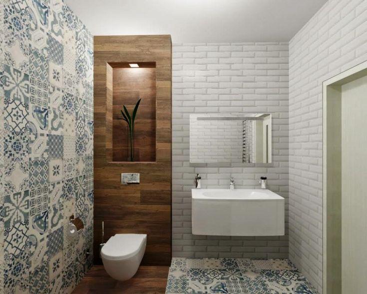 182 best decoracion ba os images on pinterest cuarto de for Ver fotos de cuartos de banos modernos