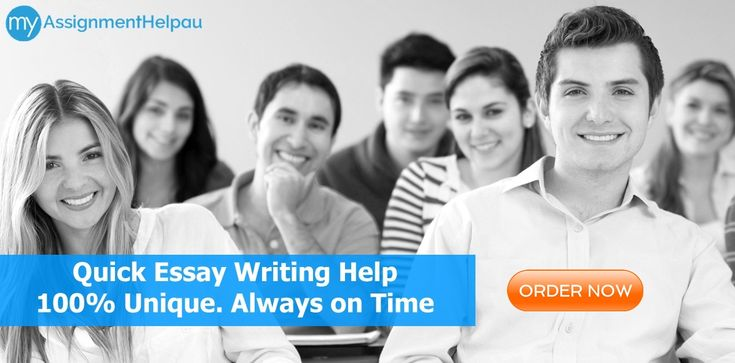 To help students with their essay writing service, the team of MyAssignmentHelpAu  is working efficiently to provide the best essay writing service to the students.