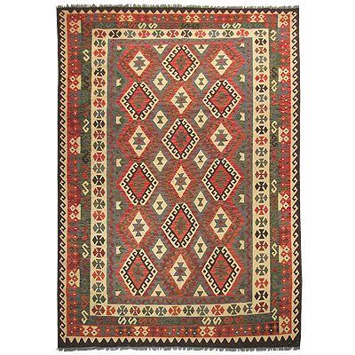 Maimana kilim - szövött keleti szőnyeg - SP 27 003