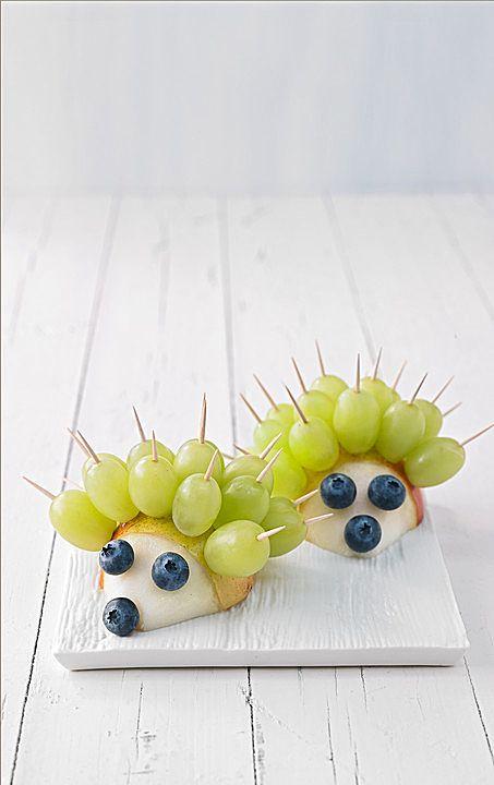 Gr nzeug f r kinder meine krake ess ich gern obst - Obst und gemuseplatte fur kindergarten ...