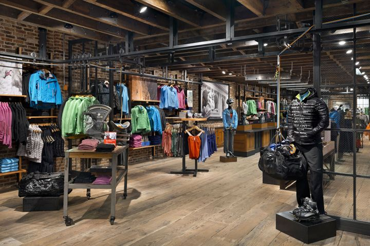 Patagonia Meatpacking store by MNA, New York City