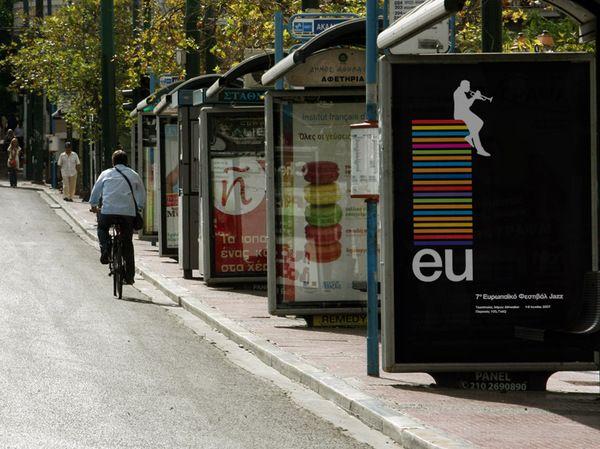 European Jazz Festival 2007 by Spyros Gangas, via Behance