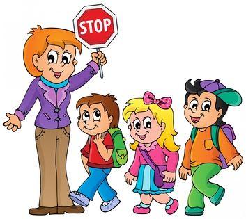 Резултат с изображение за girl walking to school clipart