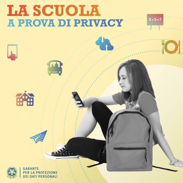 Insegnare e rispettare la privacy a scuola: una guida da scaricare
