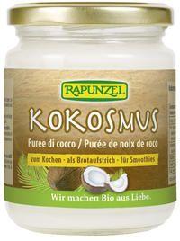 Always great food from RAPUNZEL :) Bio-Produkt: Kokosmus - RAPUNZEL NATURKOST