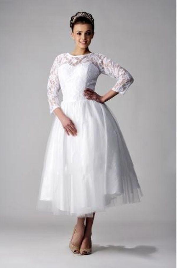 Short Wedding Dresses Informal Short Wedding Dresses