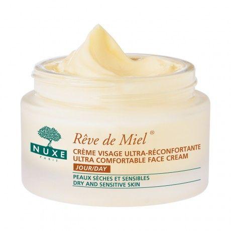 NUXE Rêve de Miel® – Ultra Comfortable Face Cream   Birchbox