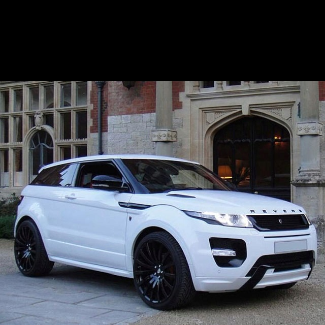 133 Best Images About Range Rover Evoque On Pinterest