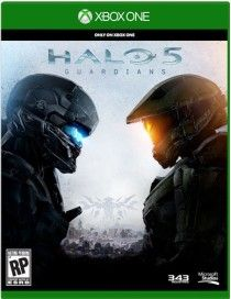 Halo 5: Guardians - Xbox One - Larger Front