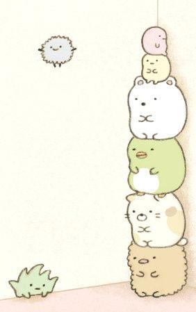 sumikkogurashi marine series wallpaper - photo #35