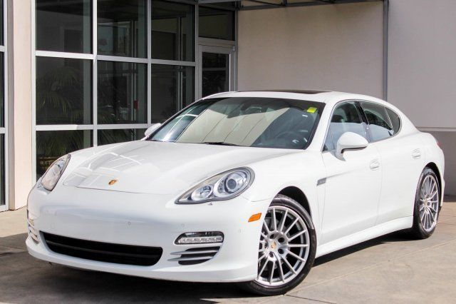 awesome Great 2013 Porsche Panamera 4S 2013 Porsche Panamera 4S 26192 Miles Carrara White Hatchback Gas V8 4.8L/293 Aut 2018 Check more at http://24carshop.com/cars-gallery/great-2013-porsche-panamera-4s-2013-porsche-panamera-4s-26192-miles-carrara-white-hatchback-gas-v8-4-8l293-aut-2018/