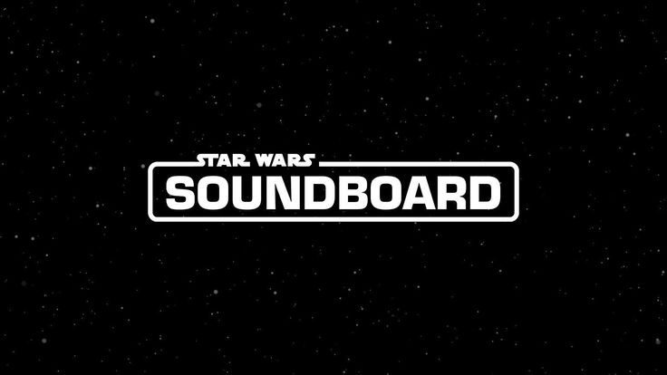 Man the control panel of the incredible galaxy of Star Wars sounds, from classic quotes to sound effects!