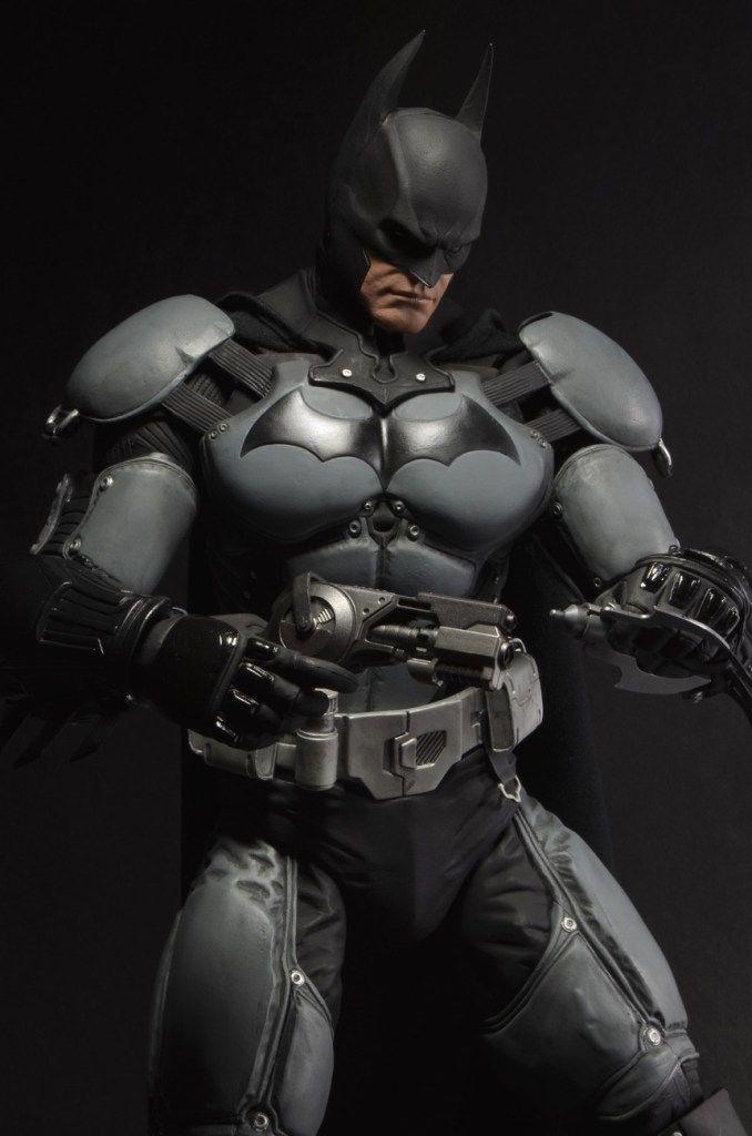 Batman action figure... because u need someone to lose