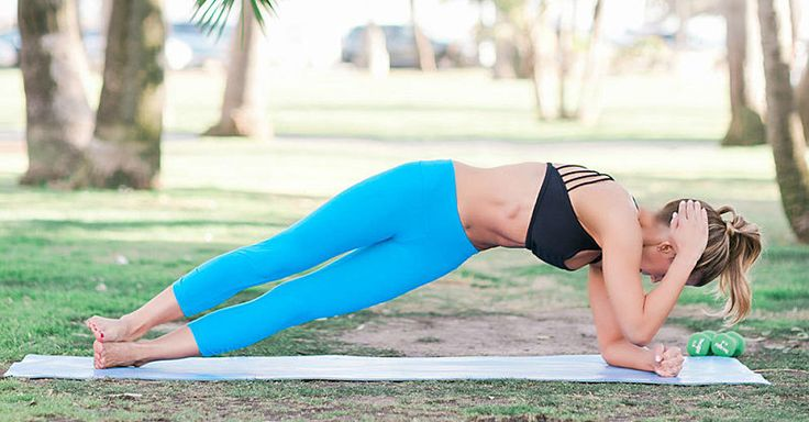 No one likes that weird back and armpit fat around your bra or strapless dress? These pilates moves get rid of it for good. - Shape.com
