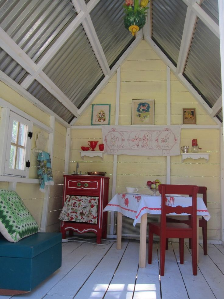 25 best ideas about playhouse interior on pinterest for Playhouse interior designs