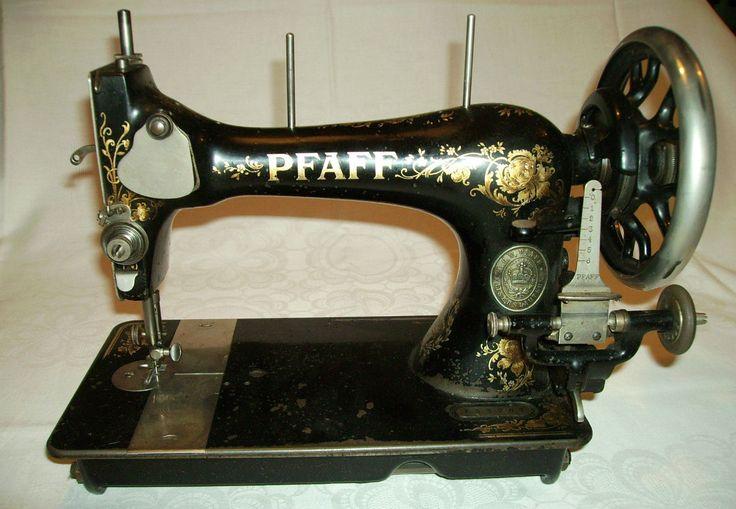 pfaff kaiserslautern sewing machine