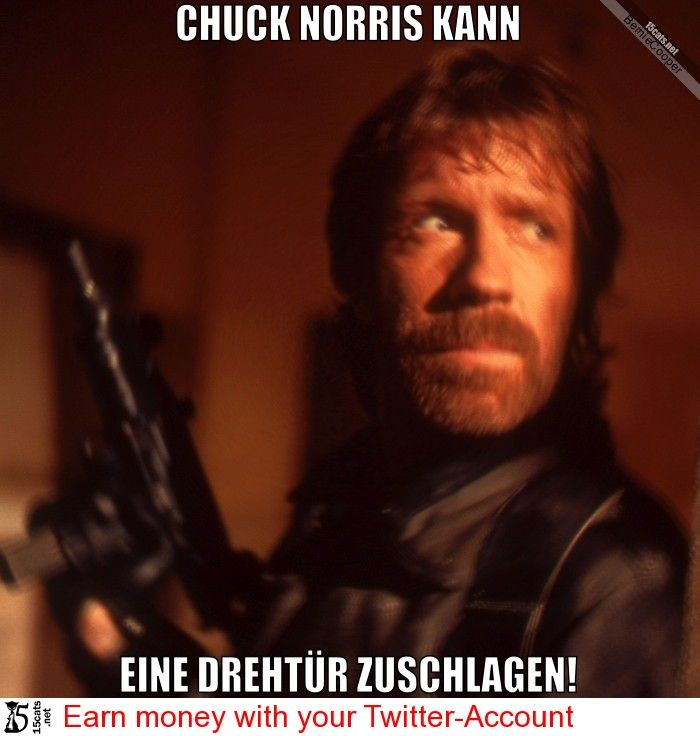 Chuck Norris kann...