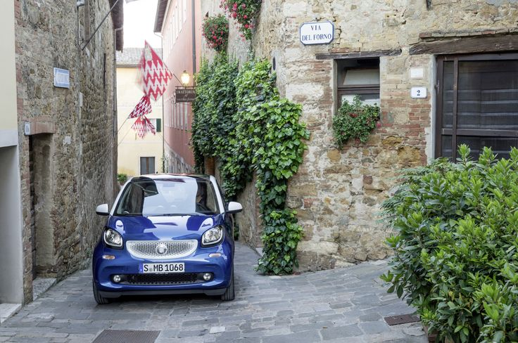 New 2016 Smart ForTwo Will Keep Older Electric Drive Model In Lineup