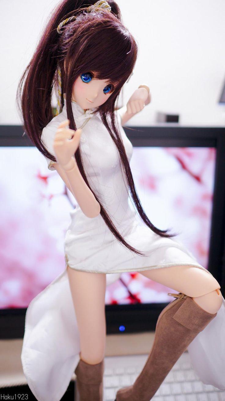 Haku on   Dolls, Bjd and Anime dolls