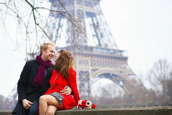 Groupon Travel - Walentynki w Paryżu