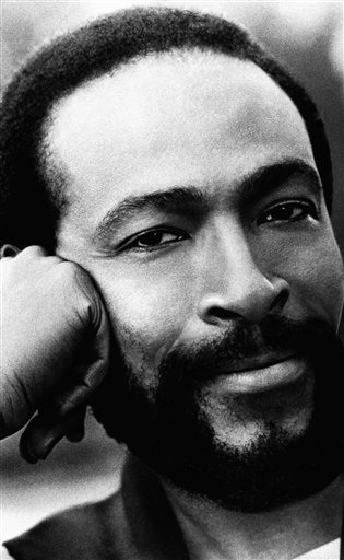 Marvin Gaye, such an amazing voice he has