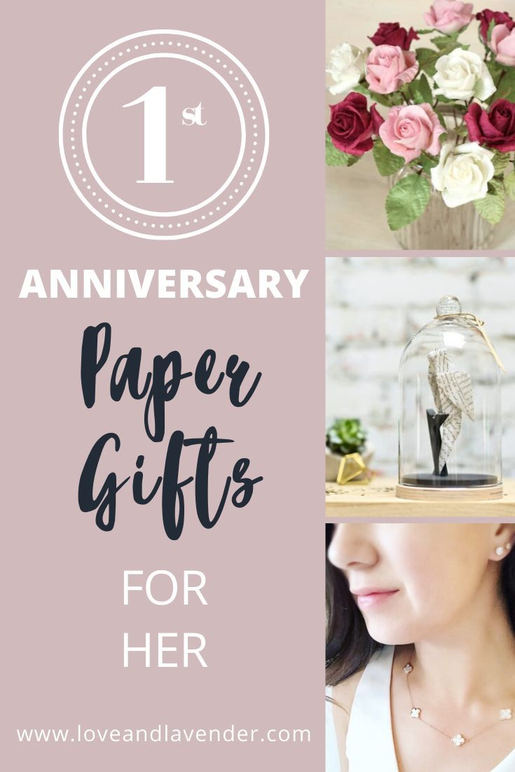 15 Paper Gifts For Your First Wedding Anniversary In 2020 Paper Gifts Anniversary First Wedding Anniversary Birthday Gifts For Sister