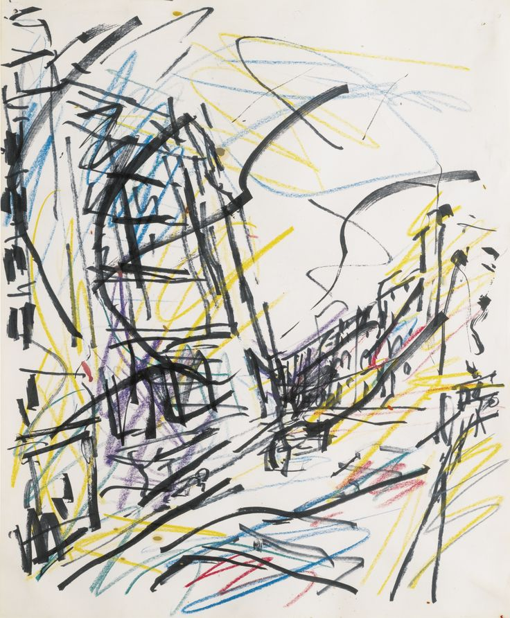 Frank Auerbach - Sotheby's