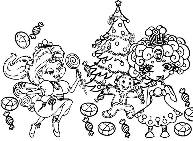 Princess Lolly And Lolly Coloring Page Of Candyland Coloring Pages Candyland Lollies