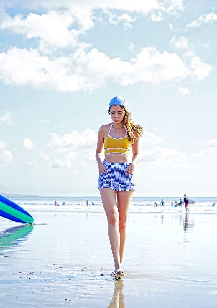 Cesa, Topshop, H&M Fashion At Kuta Beach Bali | Camille Tries To Blog http://itscamilleco.com/2014/10/kuta-beach-bali/