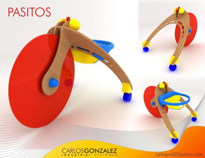 Kids Stuff by Carlos A. Gonzalez at Coroflot.com