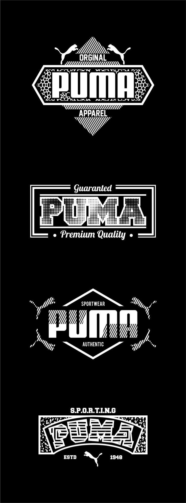 Vintage Puma #vintage #vector #vintagevector #volcom #adidas #billabong #rusty #nike #puma #levis #quiksilver #ripcurl #dc #vans #spyderbilt #reebok