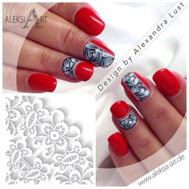 #nails #glamour #nailart #nailclub #nailsart #naildesign #nagellack #nageldesign #nageldesigns #nailschool #nailartschulung #nailartstory #nailartaddict #nailartblogger #gellack #gelnägel #nailpolish #beauty #beautyful #beautyfulnails #acrylnails #acrylnägel #longnails #glitternails #guipure #nagelstudio #gelish #nagelverlängerung #training by aleksiaart