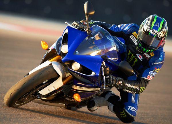 Yamaha YZF R1 998cc 6-speed Transmission Sport BikeMotorcycle