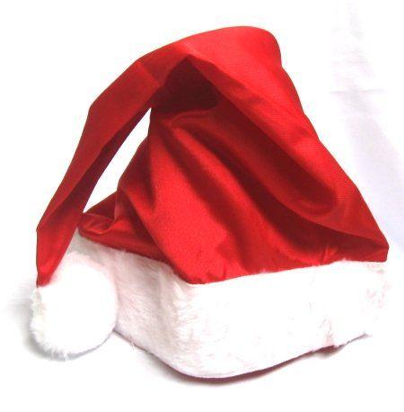 Gorro de Papai Noel - como fazer                                                                                                                                                                                 Mais
