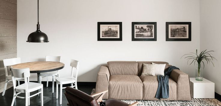 Parker at Bogotà: sofa and sofa bed design Alessandro Elli for Milano Bedding.