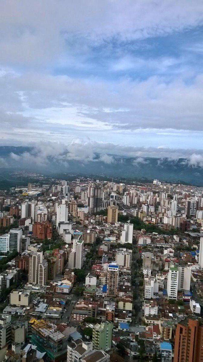Área de Bucaramanga