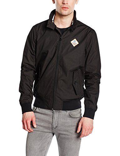 Kaporal Soan – Blouson – Teddy – Col polo – Manches longues – Homme – Noir (Black) – X-Large (Taille fabricant: XL): Blouson Homme Marque :…