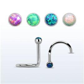 Piercing do nosu s kamínkem PNO00233 http://www.piercingate.cz/piercing-do-nosu-s-kaminkem-pno00233