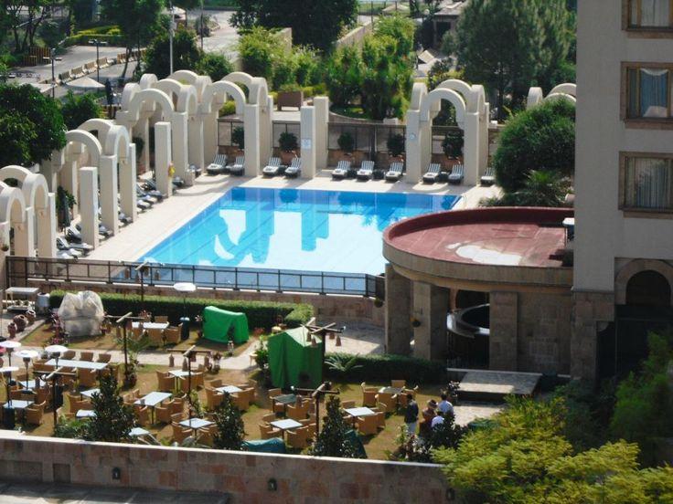 Pool side   Islamabad Serena Hotel (Pakistan) - Hotel Reviews - TripAdvisor