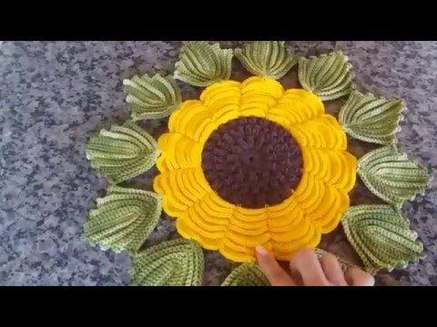 Caminho de Mesa Girassol - PAP (completo) - YouTube