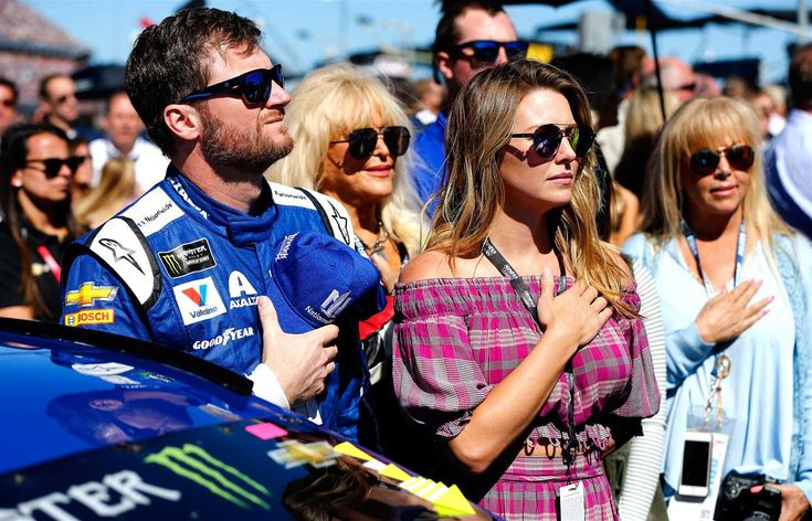 """""""During my rehab I was given time to understand what was important to me, the incredible support system I have with my wife, team & doctors."""" -- Dale Earnhardt Jr. In their words: Dale Earnhardt Jr., Rick Hendrick on retirement"""