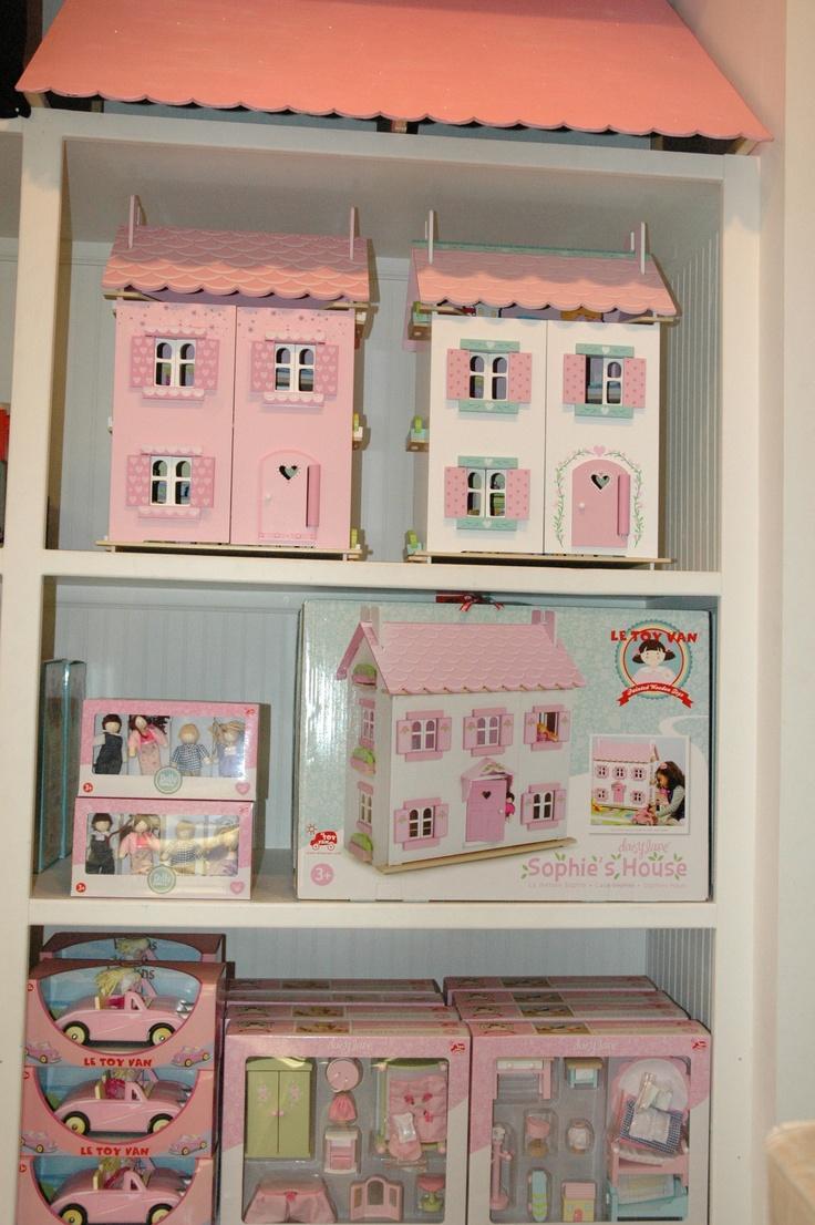 Le Toy Van Doll Houses