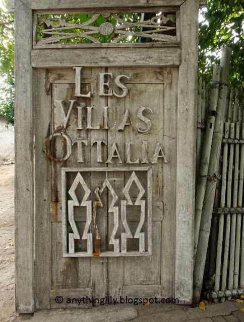 anythinglily: Lombok Travel Part 10: Staying In Les Villas Ottal...
