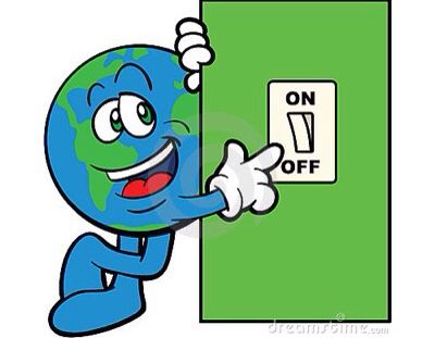 Save Electricity And Reduce Global Warming By Turning Off