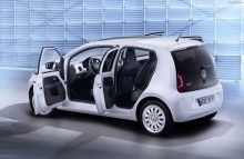 Volkswagen UP 2012 Widescreen