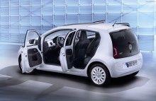 Volkswagen UP 2012 Widescreen