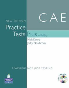 Practice Tests Plus CAE New Edition Stud...