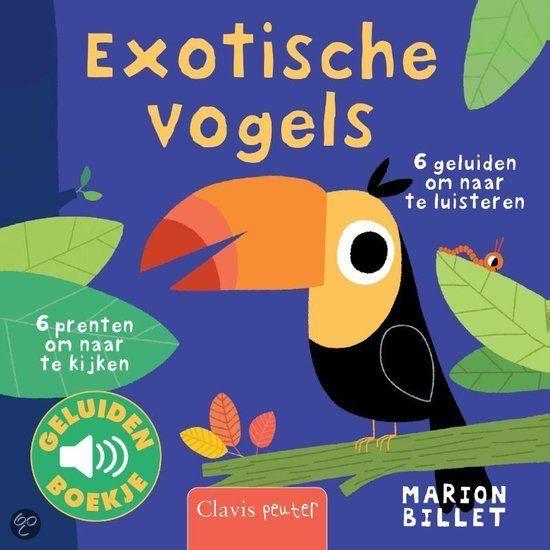bol.com | Exotische vogels, Marion Billet | 9789044822977 | Boeken