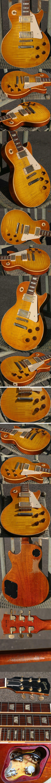 Gibson Custom Shop Tom Murphy Aged Gary Rossington Signature Les Paul Reissue